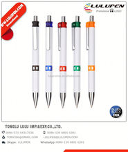 fremont mgc promotional pen; promotional square plastic ballpoint pen; wholesale wood ball pen