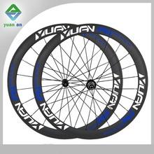 700c rim 20/24 holes carbon wheel 60mm road bike carbon clincher wheelset bicycle wheel stickers