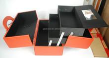 leather makeup case SB15117