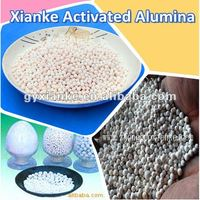 Activated Alumina Ball Filter Media Defluorination, Deodorization and Decoloration in Drinking Water