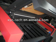 fast flow co2 laser carving machine for acrylic/MDF/wood plate XJ1410