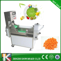 Vegetable Strip/Slice/Cube Cutting Machine|Vegetable Cutter for Leaf and Root Vegetable