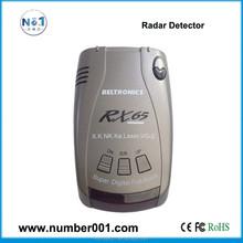 360 Degrees Detection radar gun with Full Band X K NK KA VG-2 Laser