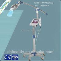 new arrival blue led lamp ,teeth whitening light machine accelerator