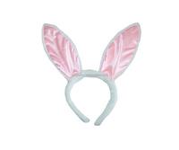 Fashion Rabbit Bunny Ears on Headband Halloween Costume Headband QHBD-2009