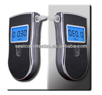 Promilletester Alkohol AT818 Car Driver Personal LCD Digital Alcohol Level Content Tester Sensor Breathalyzer