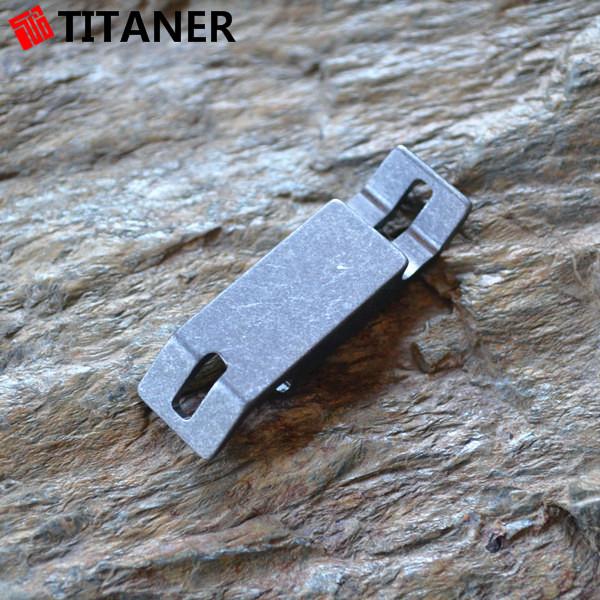 Customized Edc Tools Bottle Opener Key Chain Titanium ...