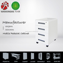 mobile steel cabinet/ office pedestal/ office furniture made in China