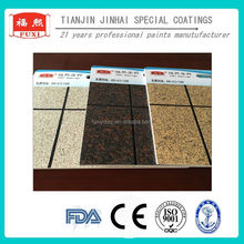 natural stone paint exterior wall coating paint