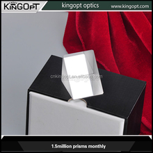 optical glass right angle prism factory