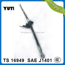 hot products in europe auto chassis parts high pressure dot brake hose for dot