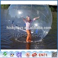 Exciting water walking ball! Dia 2m inflatable water walking ball, floating water pool ball