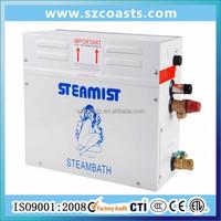 9KW/220-240V50HZ Steam generator steam bath