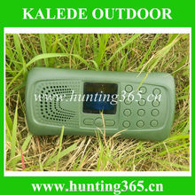 cp-387B Hunting bird caller bird sound device with 20w 126db speaker