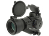 1*35 red dot laser sight scope with red/green/blue illumination GZ2-0006 for hunting