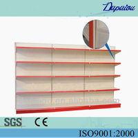 supermarket type shelf new product,retail system