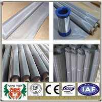 Professional manufacture sus304 stainless steel wire mesh(316,316L,304 S.S wire)