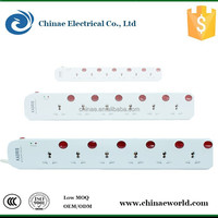 13a switch electric extension socket ac power domestications outlet