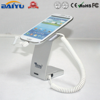 Aluminiun alloy mobile phone anti-theft display holder