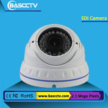 "1080P 1/2.8 "" sony CMOS Sensor 3.6mm 2.0MP SDI CCTV security Camera Weatherproof support WDR and low luminance"