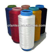 solution dyed yarn / dope dyed microfilament / dope dyed polyester