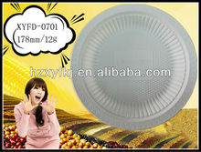 Biodegradable Plates Eco friendly cornware plates disposable plastic plates EU FDA