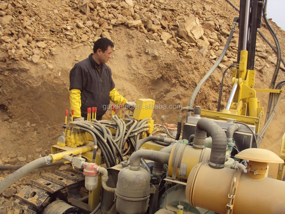 Op ration facile profondeur 20 m hydraulique robot de for Cout d un forage
