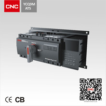 New type YCQ9M series electrical ats panel board