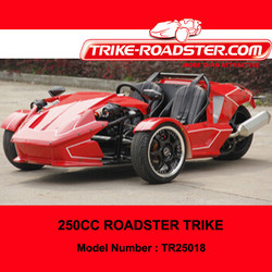 Three Wheel Motorcycle Trike for Sale with different Kinds of Colour