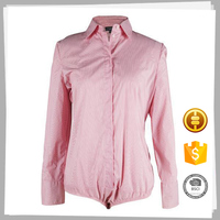 Clothing supplier Top-end Fitness Casual lady blouse & top