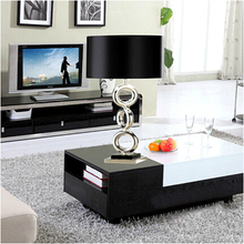 Creative table lamp bedside metal lamp for decorative fashion table lamps lighting bedroom study