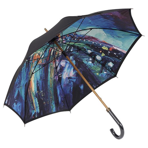 Double Layer Large Japanese Rain Umbrella