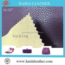 Cheap High Quality Newest PVC for automotive upholstery leather bags shoes leather