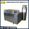 Tratamiento criogénico máquina