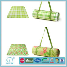 SEDEX and BSCI certificated high quality can be portable picnic blankets wholesale