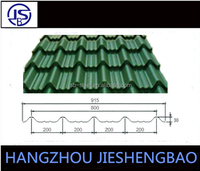 Colored Galvalume Corrugated Steel Sheet for Roofing