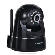 Mustcam Best Selling HD Wifi P2P Camera Indoor Wireless IP Webcam with Onvif/WPS/ AP Mode