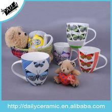 Factory direct wholesale porcelain mug