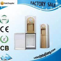exporter popular manufacturer floor standing water dispenser with frige