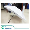 30-inch windproof white double canopy golf umbrella