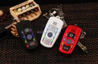 Cheap OEM quad band samll size car key cell phone X5