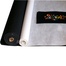 embroidery paper(nonwoven paper,two side tear away)