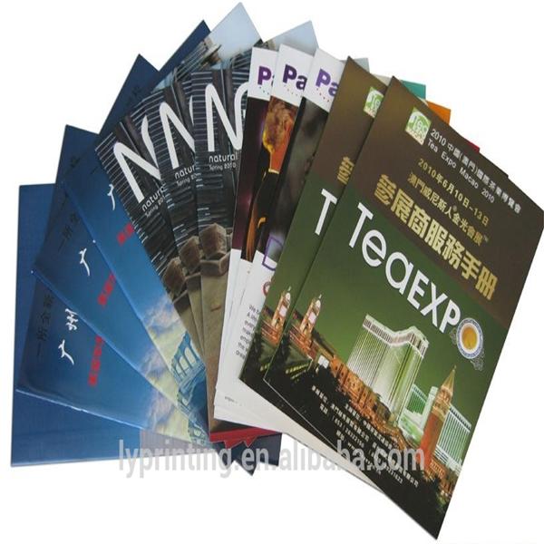 Livre impressão revistas para adultos barato