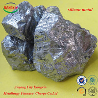 Price Of High Purity Silicon Metal Lump/slag/powder Made In China