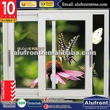 Guangzhou Brand High Quality Aluminum Sliding Window