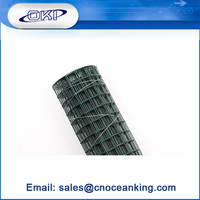 Easily Assembled 1/4 inch electric galvanized welded wire mesh