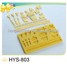 Herramientas de decoración de pasteles