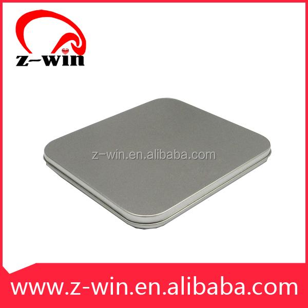 Z-WIN 140x125x12mm MB00009 Silver Tin DVD Case