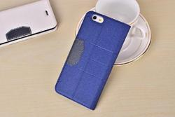 For iphone6 Magnetic flip stand pu leather case cover/showkoo leather case for iphone6