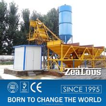Zealous Construction Machinery Concrete Batching Plant small concrete batching plant on sale